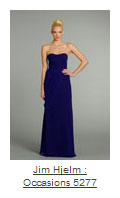 Jim Hjelm Occasions 5277 bridesmaids dress