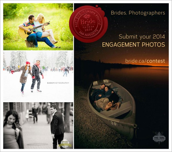 Contest : The best engagement photographs in Canada, in 2014